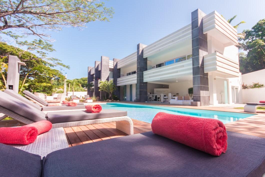 Le CASA-22 est un petit hôtel de luxe en République dominicaine