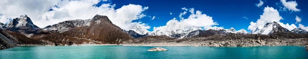Himalaya - principales Destinations pour les randonneurs