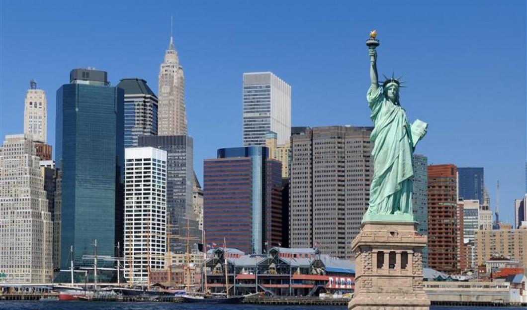 7) Statue de la Liberté, New York, USA