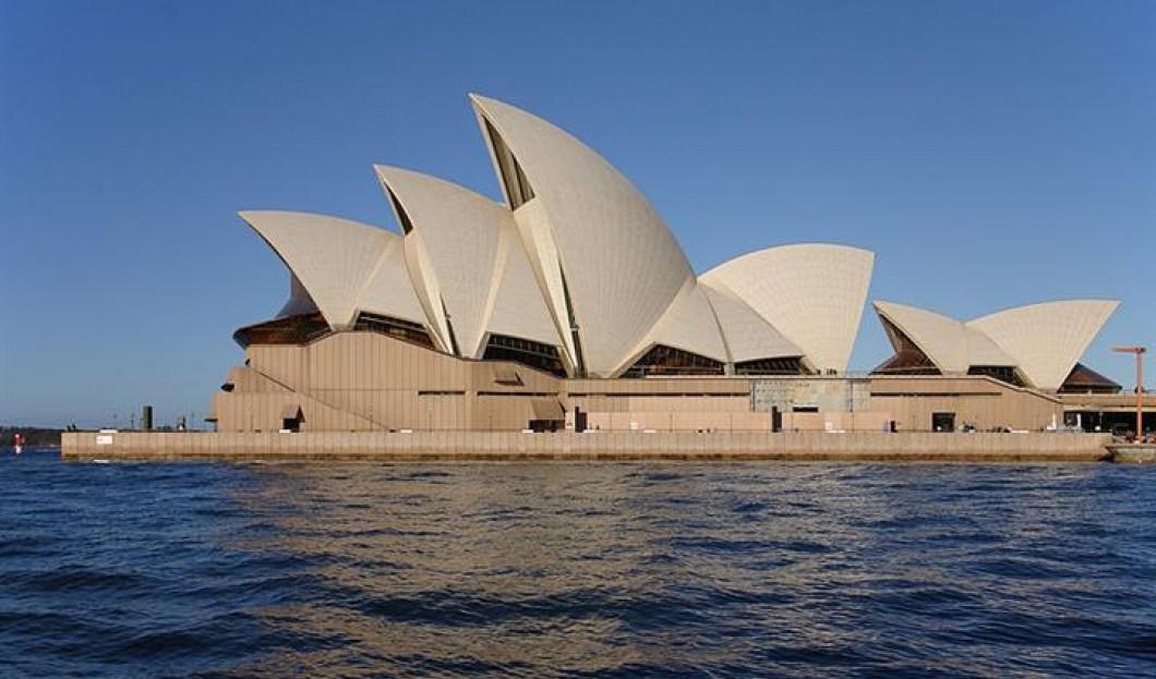 3) L'Opéra de Sydney, Sydney, Australie