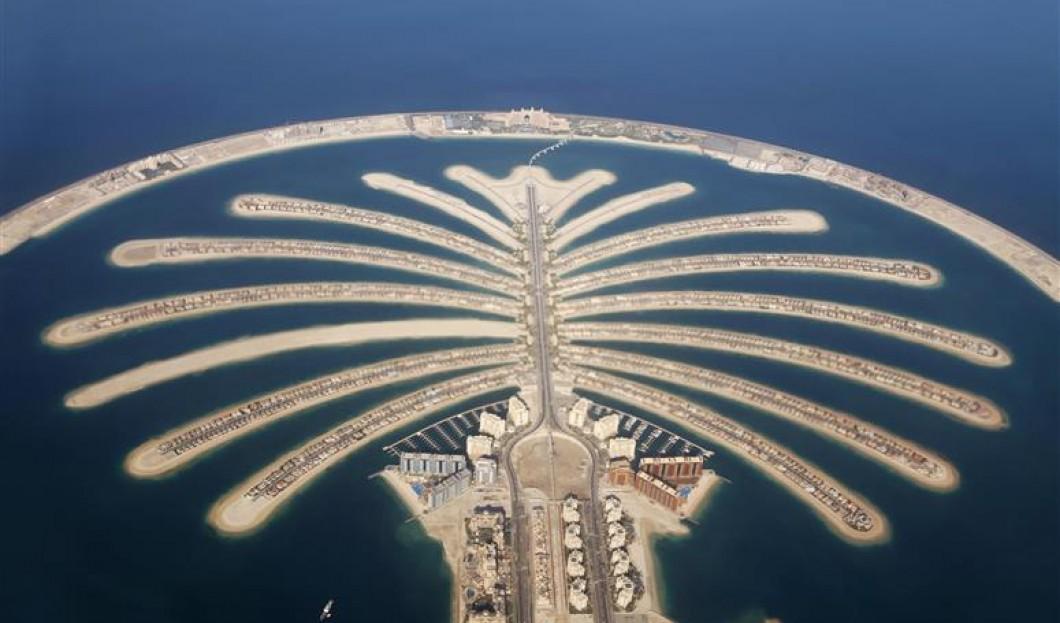Dubaï, EAU – The Palm Jumeirah