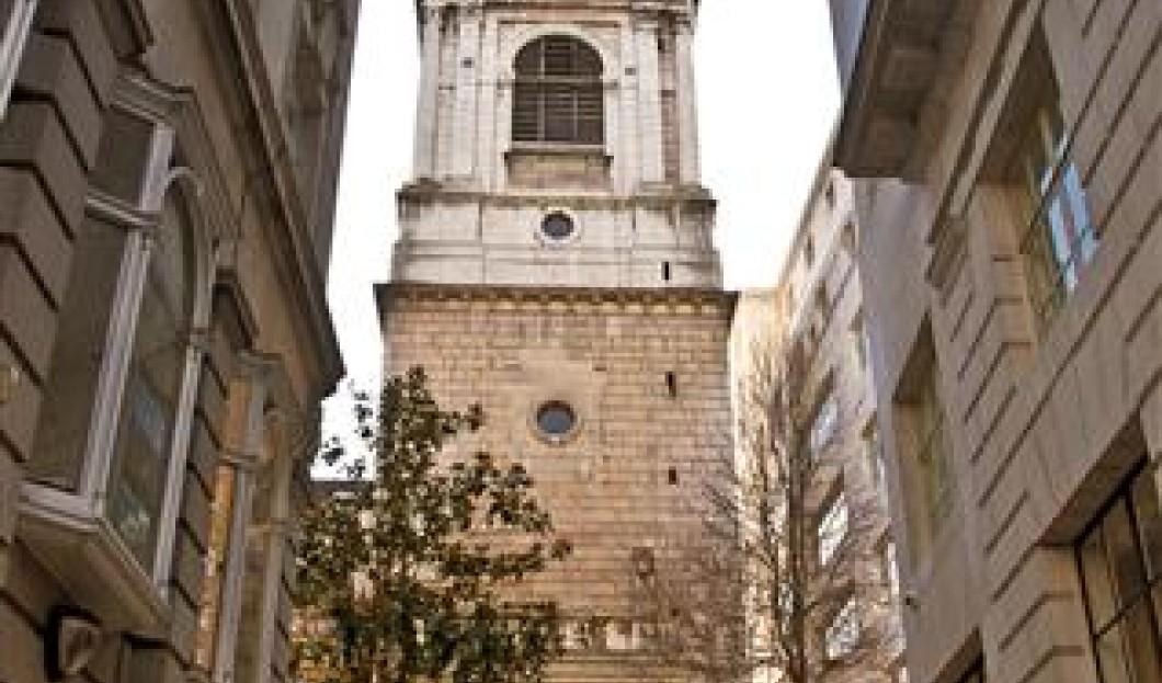 L'Église de St. Bride