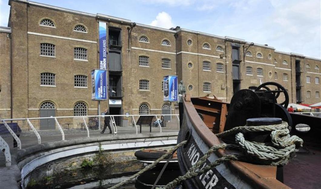 Musée des Docks de Londres