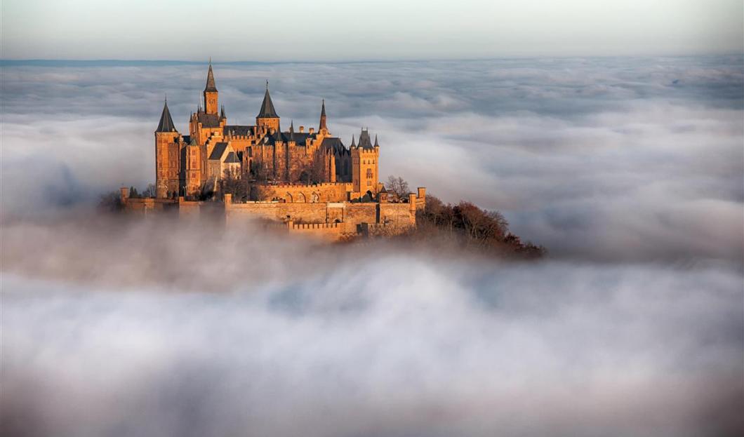Château de Hohenzollern, Allemagne.