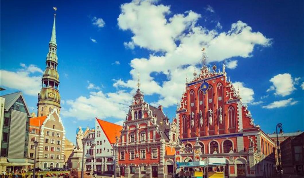 7/Riga, en Lettonie