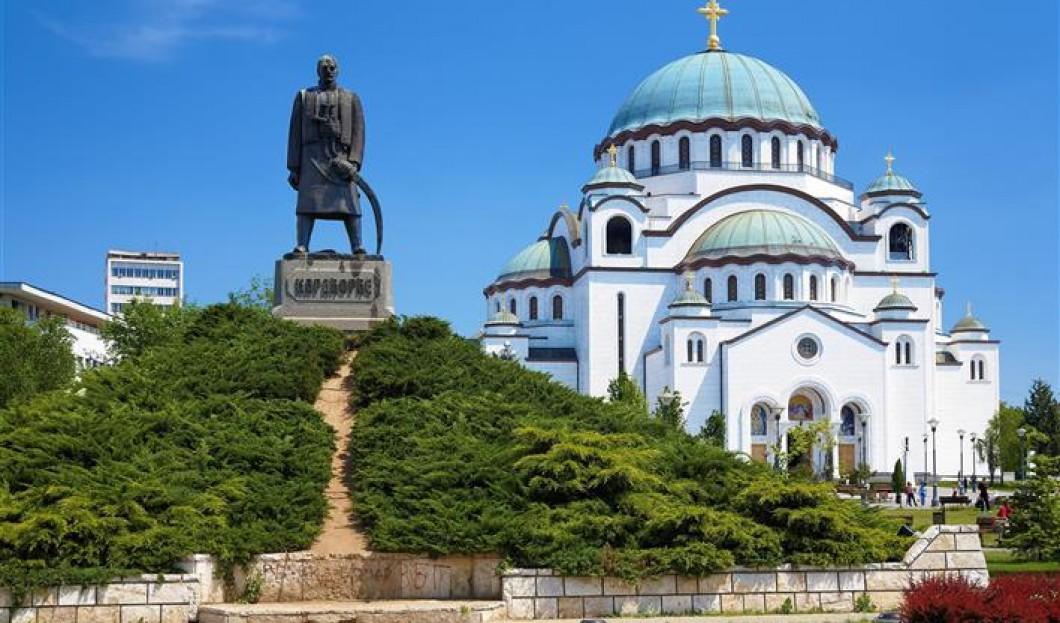 4/Belgrade, en Serbie