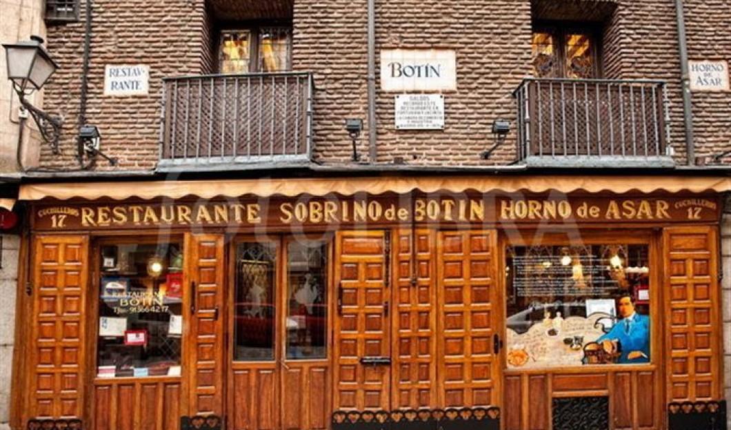 Botin à Madrid, en Espagne