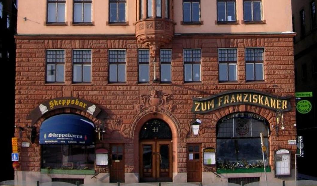 Zum Franziskaner à Stockholm, en Suède