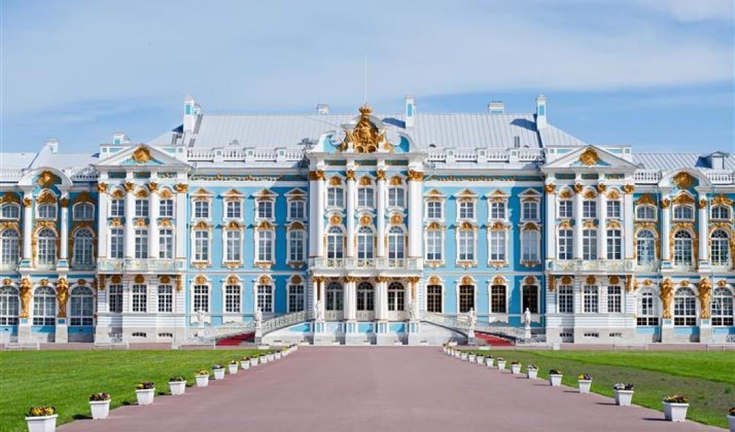 9) Tsarskoïe Selo