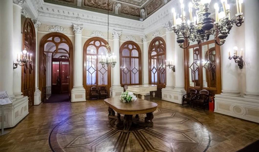 7) Le Palais Ioussoupov