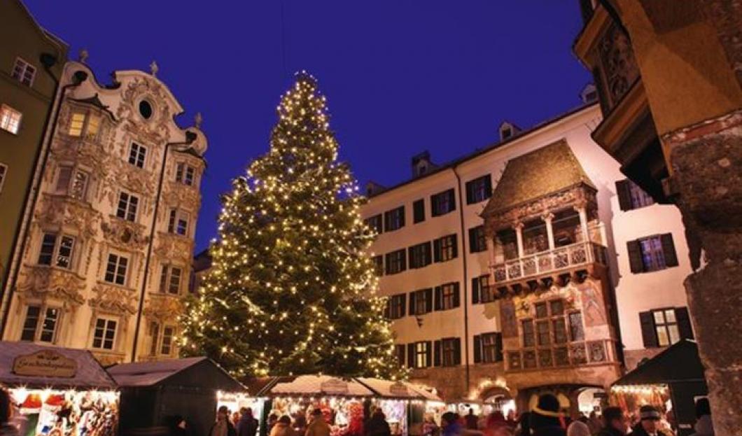 Marchés de Noël d'Innsbruck