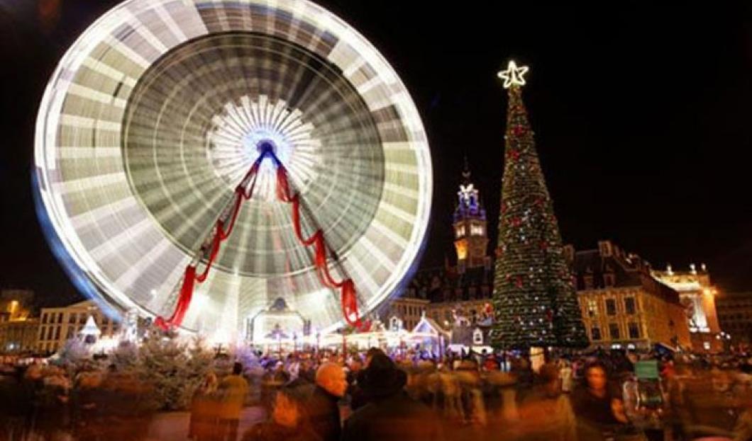 Le marché de Noël de Lille