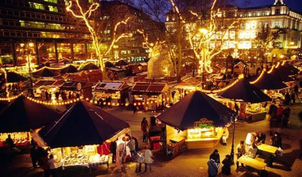 Foire de Noël de Budapest Christmas et Festival d'hiver